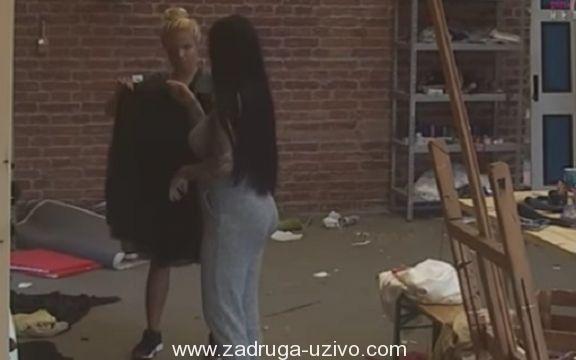 ZADRUGA: Anđela Veštica priznala u koga je zaljubljena! VIDEO