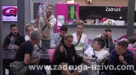 Svađa Gagija i Đedovića
