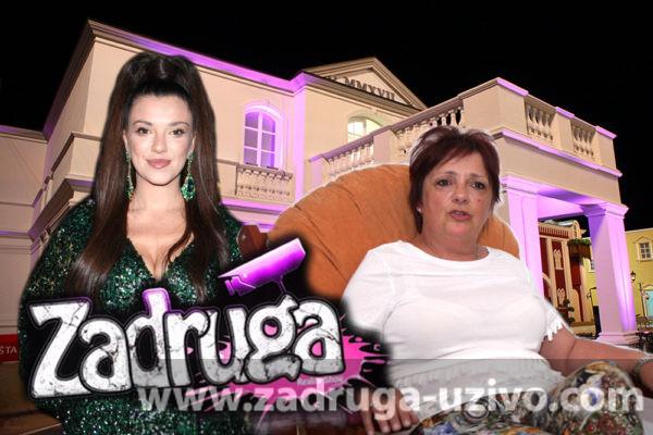 Nadica Zeljković Kija Kockar Zadruga 4