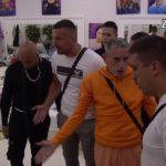 ZADRUGA 4 HAOS: Kristijan Golubović i Vladimir Tomović u klinču, odmah uletelo obezbeđenje! (SNIMAK)