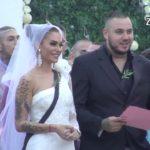 Mina Vrbaški i CAR se venčali u Zadruzi, organizovana velelepna svadba uprkos Korona virusu i zabrani okupljanja! (SNIMAK)
