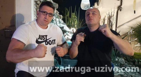 Kristijan Golubović, Ivan Mitrović Biza