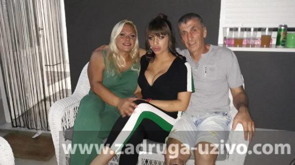 Marija, Miljana i Siniša Kulić