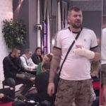RATNO STANJE U ZADRUZI: Janjušu polomljeni prsti, Vladimir Tomović