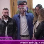 Ivana Marinković izbačena iz Zadruge 4 pa ispričala koliko je reper ŠA zaljubljen u Taru Simov!