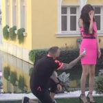 Reper preljubnik Nenad Aleksić Ša klekao i zaprosio ljubavnicu Taru Simov, iako kući ima ženu!
