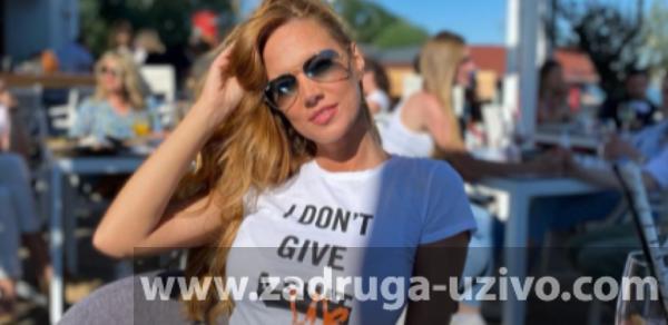 Oglasila se Ivana Aleksić i stavila tačku kada je reč o raspodeli imovine nakon razvoda!