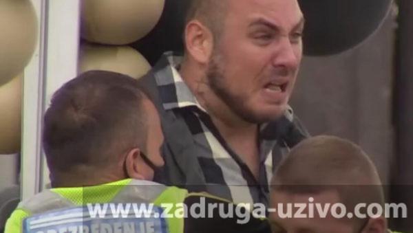 NOVI SKANDAL! Brutalne uvrede i pretnje Čorbe i Cara, Janković mu spomenuo bitnu osobu u životu, Filip nasrnuo na zadrugara, obezbeđenje reagovalo momentalno!