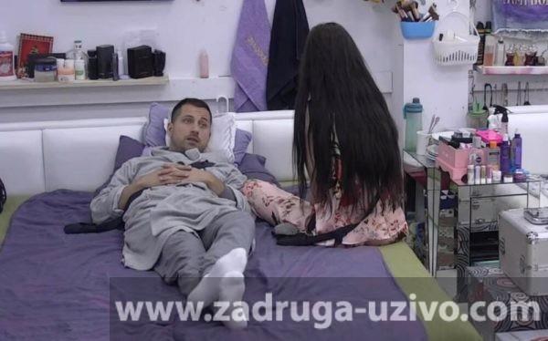 Tara Simov, Marko Đedović