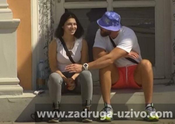 Milica Veselinović i Mensur Ajdarpašić