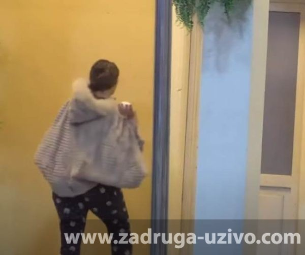 miljana3 - YouTube/Zadruga Offical/printscreen