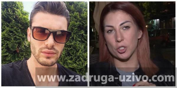 Toma Panić i Nadežda Biljić