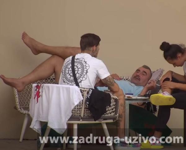 Miki Đuričić, Fran i Paula