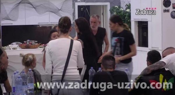 Sandra Rešić i Bora Santana