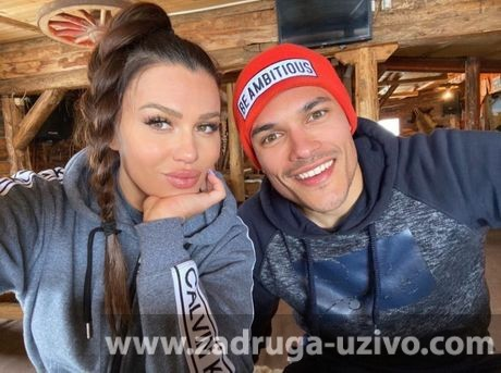 Stanija Dobrojević i Marko Marković