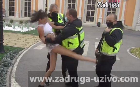 Ivana Aleksić je frapirana zbog Nenadove odluke da u stan useli Taru!
