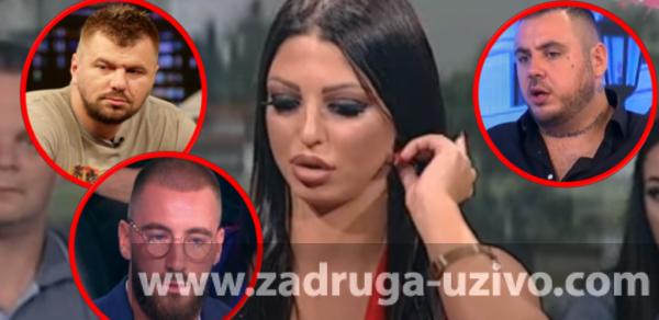 """MAJA MARINKOVIĆ PROGOVORILA O ULASKU U """"ZADRUGU"""" Komentarisala Janjuša, Mensura i Cara, a evo s kim će biti bliska!"""